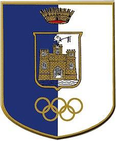 Castel Gandolfo coat of arms.
