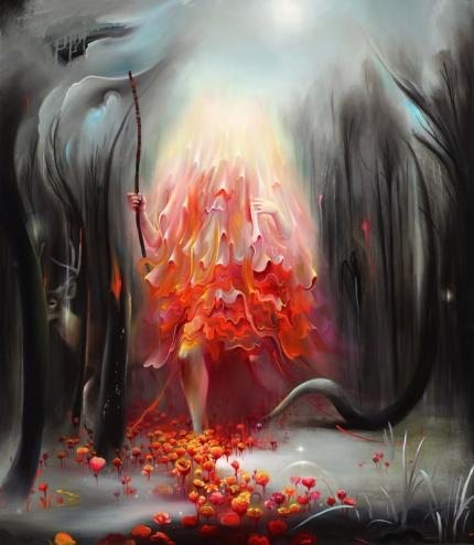 Winter Heat by Michael Page