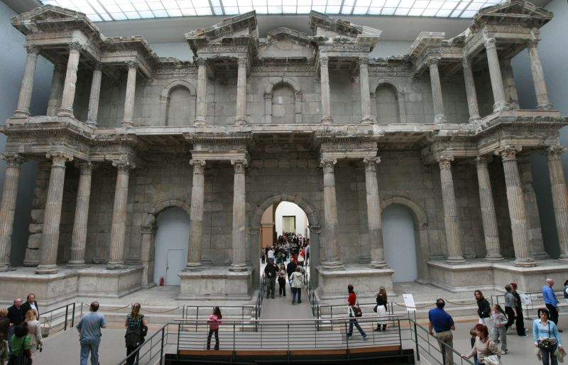 Pergamon Altar in Berlin