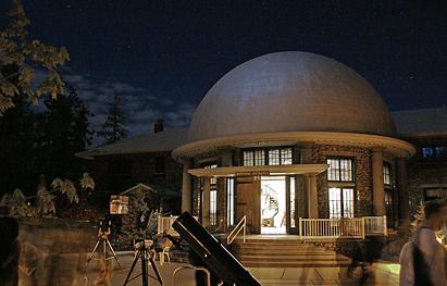 Lowell Observatory Arizona, photo by Hillary Raimo 2013