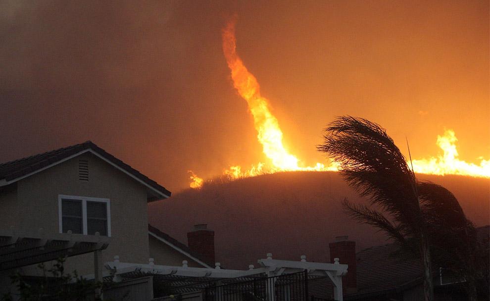 Wild Fire, CA