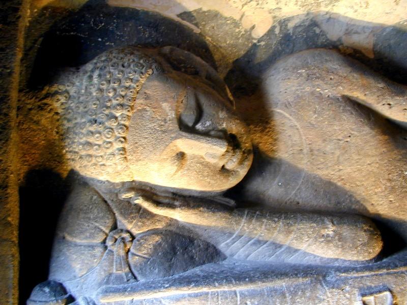 sleeping-buddha--ajanta-caves