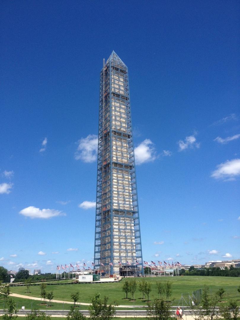 Washington Monument photo by Hillary Raimo