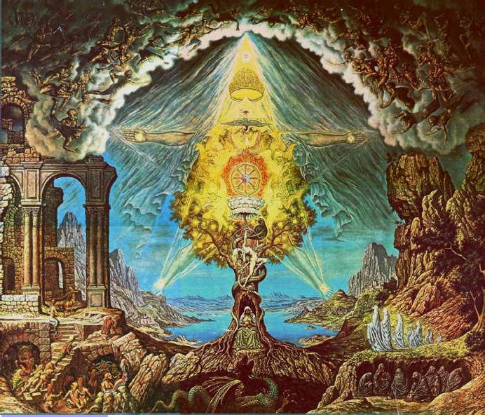 Manly P. Hall  Spinal Column and the Kundalini
