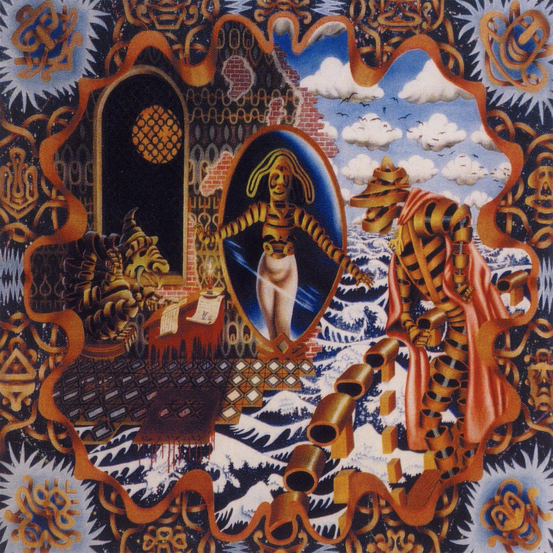 Datura - [1999] - Visions For The Celestial